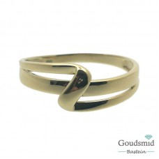 Joy & Julia 14 karaat geelgouden ring 299.129.06