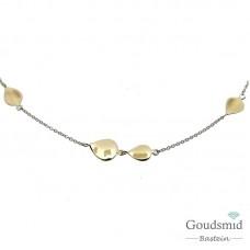 Gouden collier 14 karaat