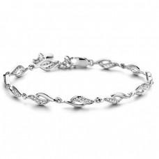 Rosa di Luca zilveren armband 623.432