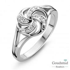 Rosa di Luca zilveren ring zirkonia 629.486.58