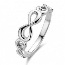 Rosa di Luca zilveren ring 629.586.58
