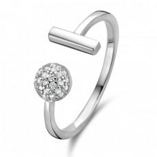 Rosa di Luca zilveren ring 629.589.52