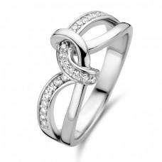 Rosa di Luca zilveren ring 629.601.54