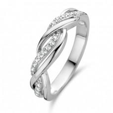 Rosa di Luca zilveren ring 629.602.56