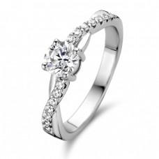 Rosa di Luca zilveren ring 629.603.58