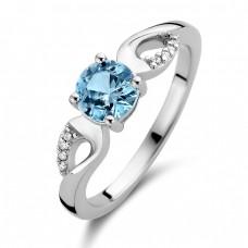 Rosa di Luca zilveren ring 629.605.58