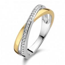 Rosa di Luca zilveren ring 629.610.54
