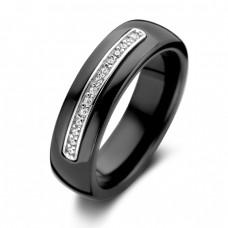 Rosa di Luca zilveren ring 629.616.54