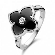 Rosa di Luca zilveren ring 629.617.56