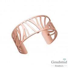 Les Georgettes armband 25mm rosekleurig perroquette