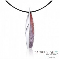 Daniel Vior Anciteri zilveren hanger
