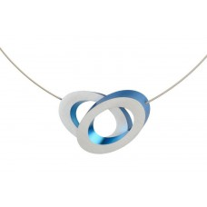 Clic Jewellery aluminium necklace C70B