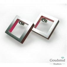 Clic Jewellery aluminium earring O17R