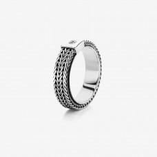 Rebel&Rose Zilveren Ring Proteus RR-RG021-S-60